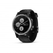 MONTRE GPS GARMIN FENIX 5 S PLUS (silver-white) -